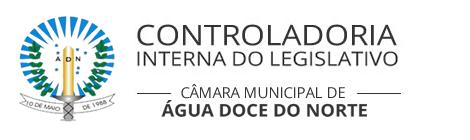 CÂMARA MUNICIPAL DE ÁGUA DOCE DO NORTE - ES - CONTROLADORIA INTERNA
